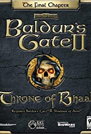 Baldur's Gate II: Throne of Bhaal Poster