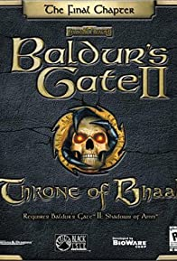 Primary photo for Baldur's Gate II: Throne of Bhaal