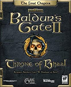 Baldur's Gate II: Throne of Bhaal movie mp4 download