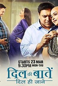 Dil Ki Baatein Dil Hi Jaane - Production & Contact Info   IMDbPro