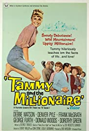 Tammy and the Millionaire Poster