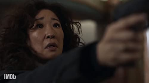 "Sandra Oh of ""Killing Eve"": ""No Small Parts"""