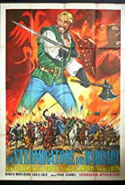 The Defeat of the Barbarians Poster
