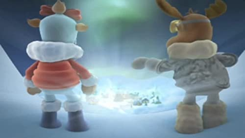 Build A Bear Presents: Holly & Hal Moose Christmas Adventure