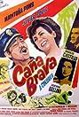 Caña brava (1966) Poster