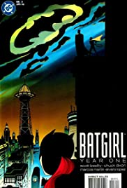 Batgirl: Year One Poster