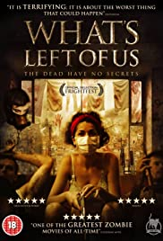 What's Left of Us Poster