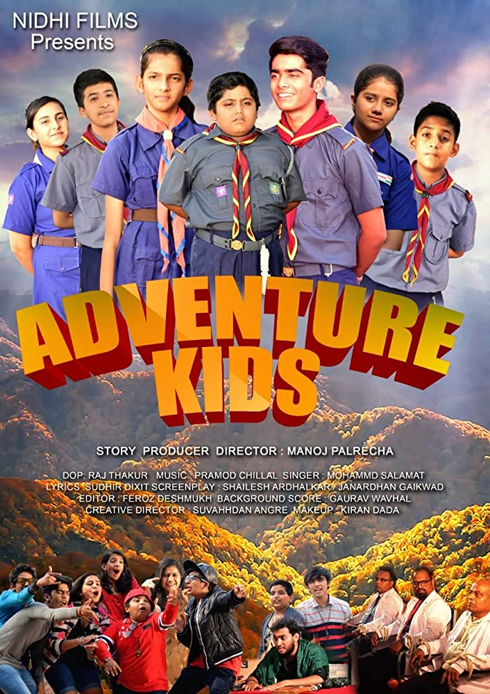 Adventure Kids 2020 Hindi 400MB HDRip Download