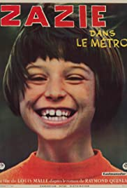 Zazie dans le Métro (1960) Poster - Movie Forum, Cast, Reviews