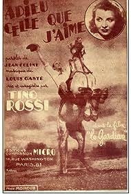 Tino Rossi and Lilia Vetti in Le gardian (1946)