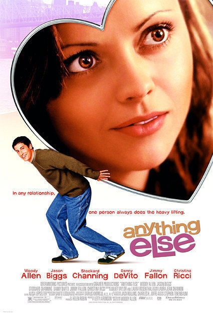 Christina Ricci and Jason Biggs in Anything Else (2003)