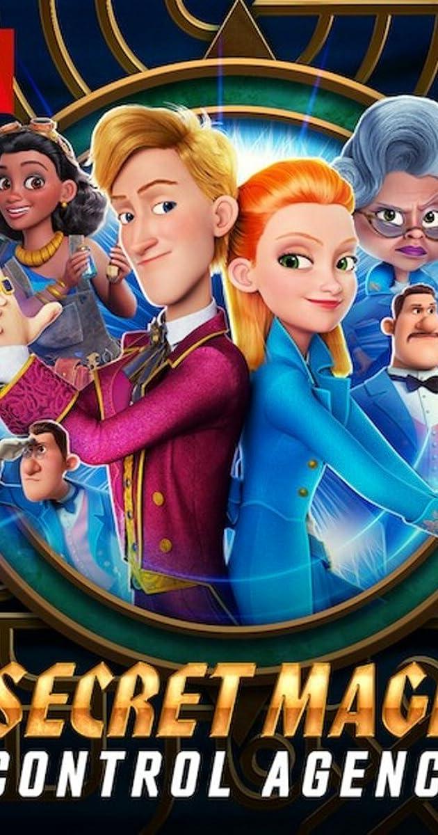 Free Download Secret Magic Control Agency Full Movie