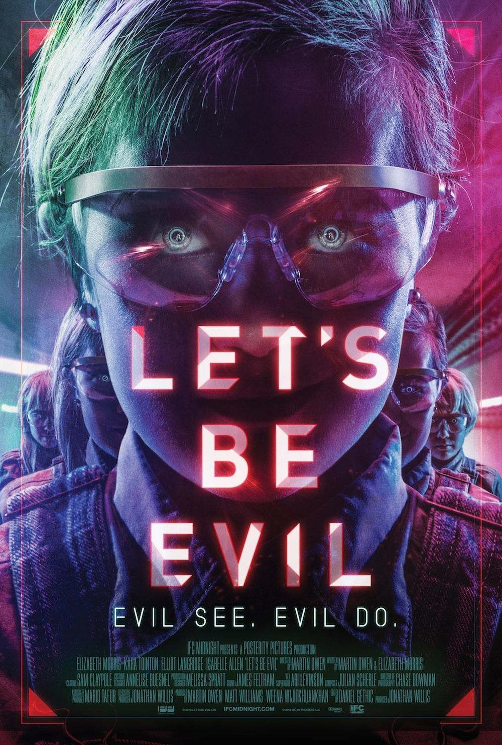 Kontrol Dışı – Let's Be Evil Türkçe Dublaj izle