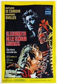 El esqueleto de la señora Morales Poster - Movie Forum, Cast, Reviews