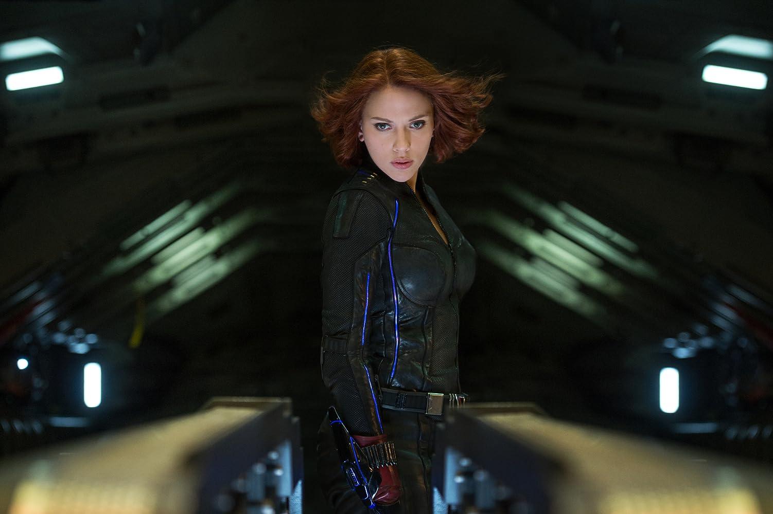 Scarlett Johansson in Avengers: Age of Ultron (2015)