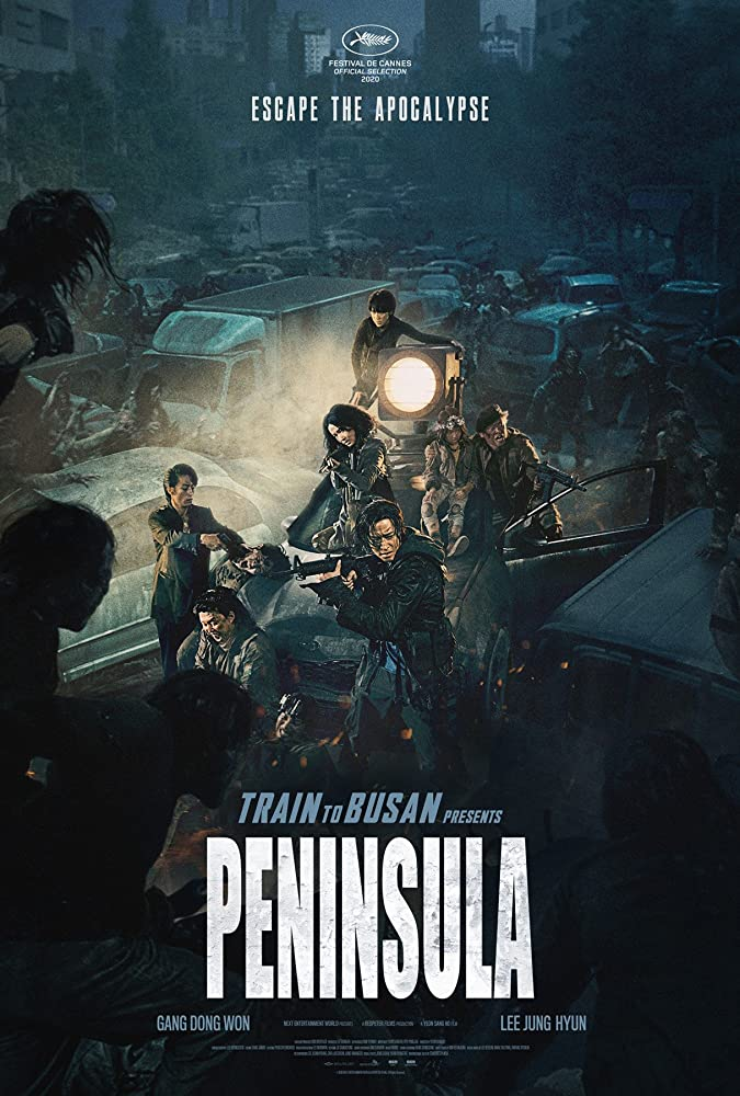Train to Busan 2: Peninsula (2020) Sub Indo