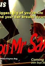 Will you Mr Sax