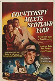 Counterspy Meets Scotland Yard Poster