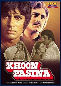 Cinemanow legal movie downloads Khoon Pasina by Prakash Mehra [Avi]