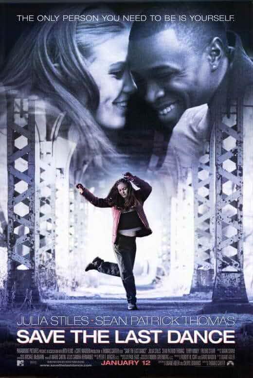 Save the Last Dance (2001) Blu-Ray 720p Dual Audio [ Hindi DD5.1 + English] x264