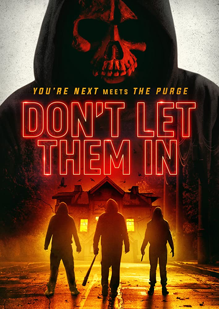 Dont Let Them in 2020 English Movie 250MB WEB-DL Download