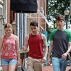 Quinn McColgan, Cameron Ocasio, and Jaz Goodreau in Project Pay Day (2021)