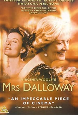 Mrs Dalloway poster