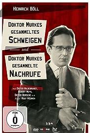 Doktor Murkes gesammeltes Schweigen Poster
