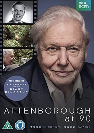 Where to stream Attenborough at 90: Behind the Lens