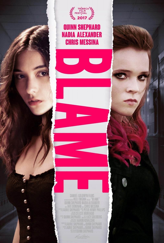 Blame (2017) WEBRip 720p