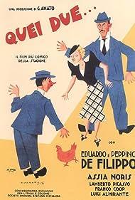 Quei due (1935)