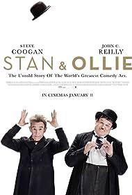 John C. Reilly and Steve Coogan in Stan & Ollie (2018)