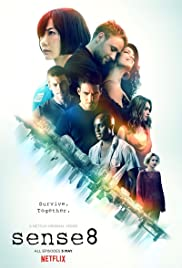 The Sense8 Experience Poster
