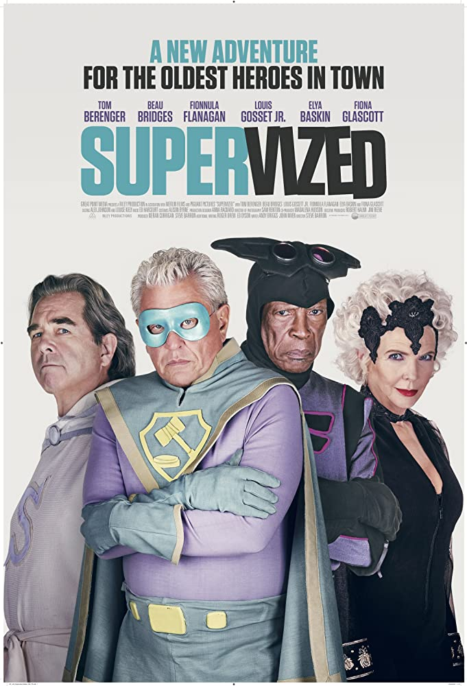 Supervized (2019) English 720p HDRip 796MB | 300MB ESubs Download