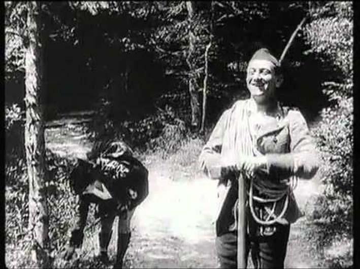 Ernst Lubitsch in Meyer aus Berlin (1919)