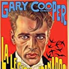 Gary Cooper in The Legion of the Condemned (1928)