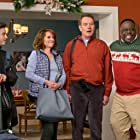 Megan Mullally, Cedric the Entertainer, Bryan Cranston, and Griffin Gluck in Why Him? (2016)