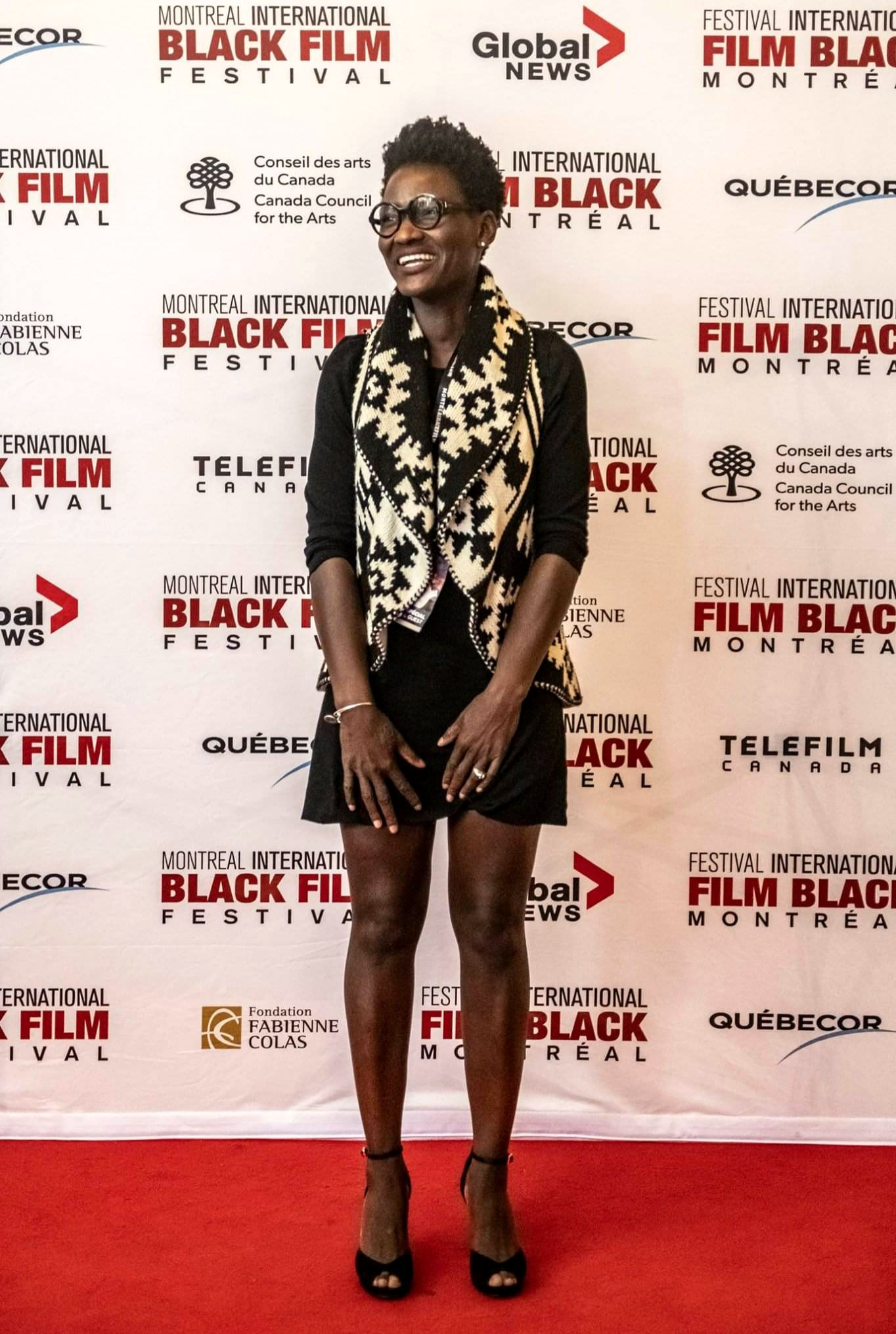 At the Montreal Black Film Festival