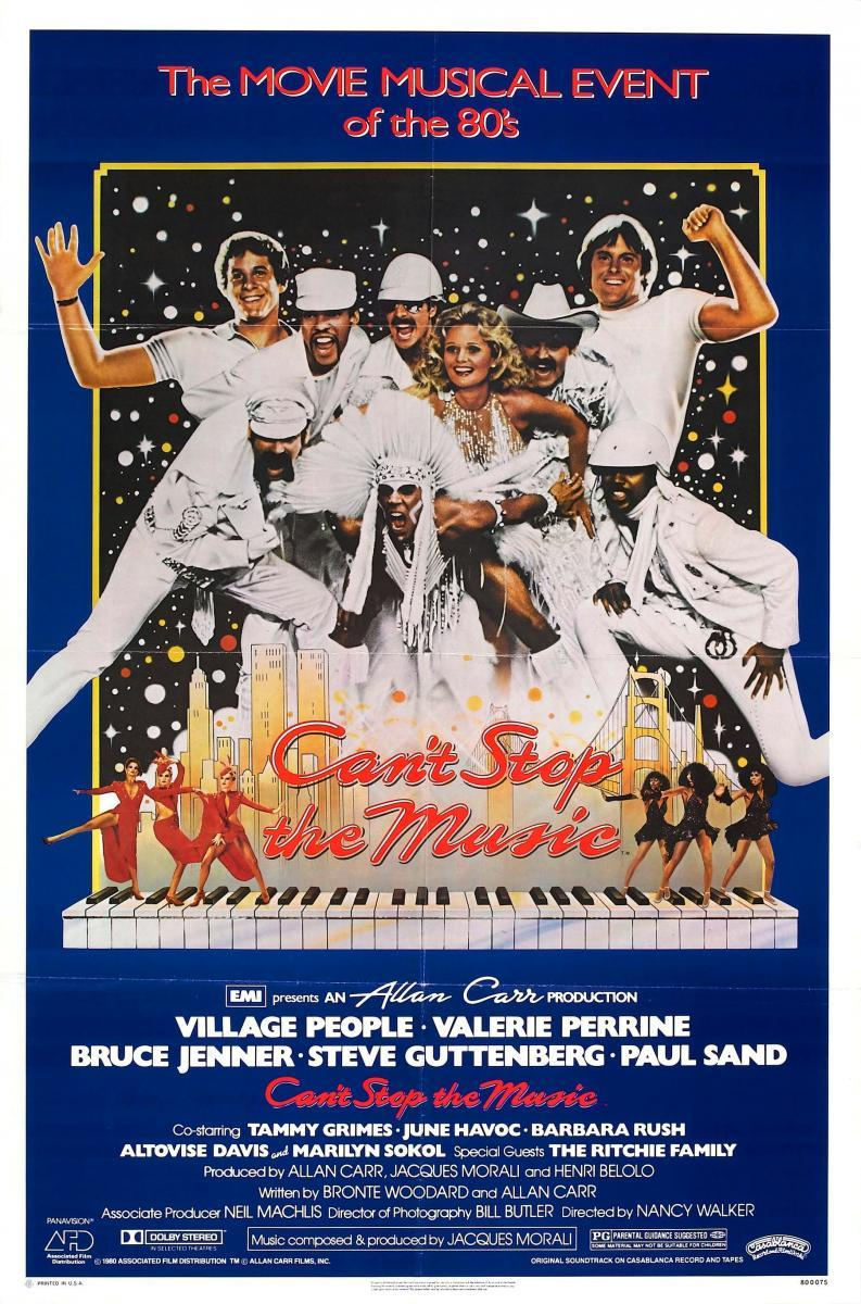 Can't Stop the Music (1980) - IMDb