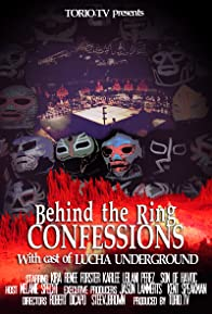 Primary photo for Behind the Ring Confessions on Torio TV