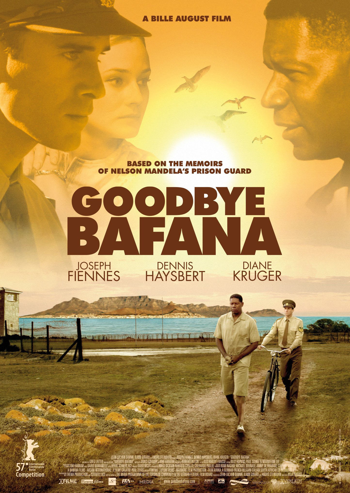 Sudie, Bafana / Goodbye Bafana / The Color of Freedom (2007) Online