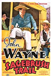 Sagebrush Trail(1933) Poster - Movie Forum, Cast, Reviews