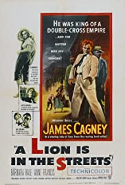 A Lion Is in the Streets Poster