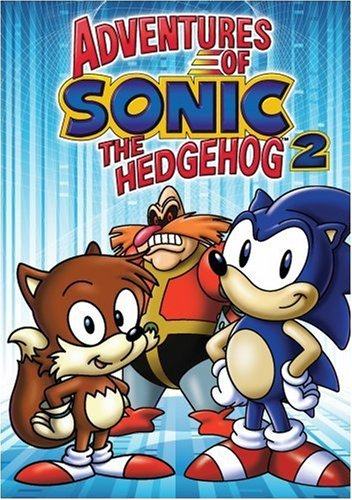 Adventures Of Sonic The Hedgehog Tv Series 1993 1996 Imdb