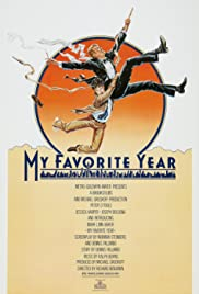 My Favorite Year(1982) Poster - Movie Forum, Cast, Reviews
