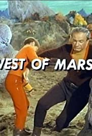 West of Mars Poster