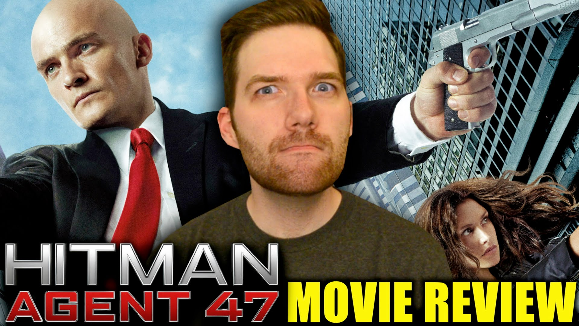Chris Stuckmann Movie Reviews Hitman Agent 47 Tv Episode 2015