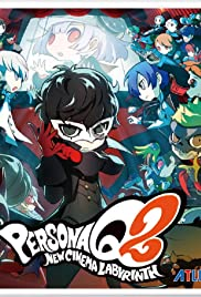 Persona Q2: New Cinema Labyrinth Poster