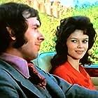 Gabrielle Drake and Richard O'Sullivan in Au Pair Girls (1972)