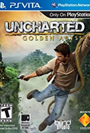 Uncharted: Golden Abyss Poster